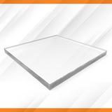 Chapa Placa Policarbonato Transparente 50 Cm X 50 Cm X 2mm