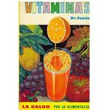 Libro, Vitaminas De Dr. Adrian Vander.