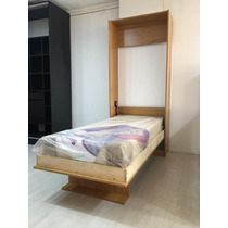 Cama Rebatible 1 Plaza