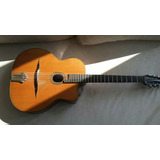 Guitarra Gypsy Swing Manouche Jazz Django Luthier