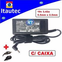 Fonte Carregador Notebook Itautec Infoway W7520 W7645 W7535