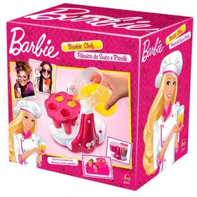 Fabrica De Picole E Suco Barbie Faz De Verdade