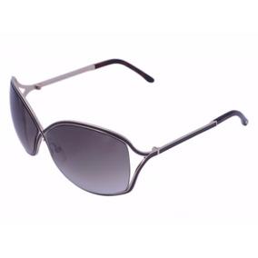 Óculos De Sol Tom Ford Rickie Tf 179 48f Chumbo