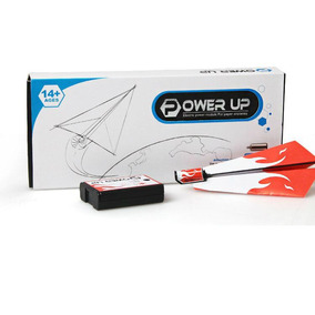 Promo Avión De Papel Power Up C/ Motor