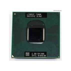 Processador Core 2 Duo T6600 Notebook Acer, Positivo, Hp Cce