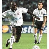 Camisa Do Corinthians Rincón Topper Antiga 1999 Batavo - 78