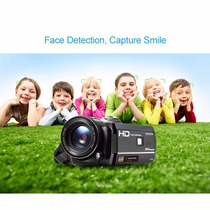 Câmera Digital Filmadora Semi Profissional Comvisão Noturna