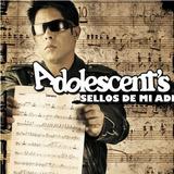 Cd - Porfi Baloa & Adolescentes - Sellos De Mi Adn - 2009