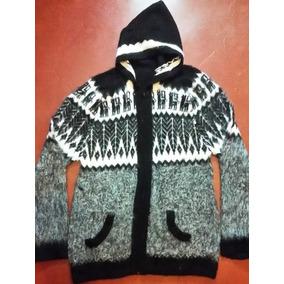 Sweater Andino Talle M En Alpaca No Llama Mas Suave Hipoaler