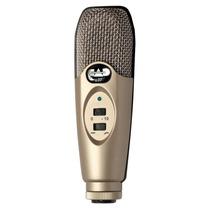 Microfone Estudio De Gravação Cadu37 Usb - Veja Isso!!!