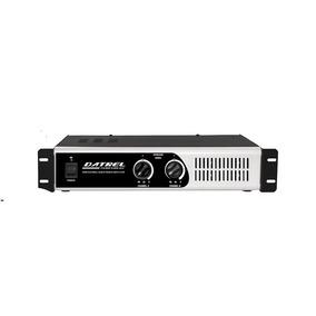 Amplificador De Potencia Profissional 800w Rms Total Datrel
