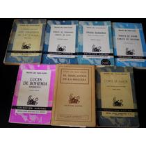 Ramón Del Valle-inclán. (7 Libros A Escoger. Col. Austral)