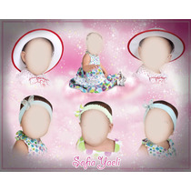 Plantillas De Caritas Infantiles Para Photoshop En Psd