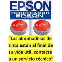 Reset Epson Xp211 Xp310 Tx410 Tx300f Tx110 Tx100 Tx400 Wf30