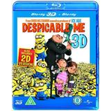 Blu Ray Mi Villano Favorito 3d/ Despicable Me Nuevo En Pilar