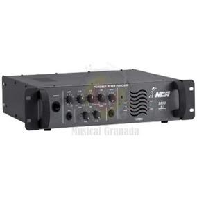 Amplificador De Potencia Multi Uso Ll Pwm 1600 260 Watts