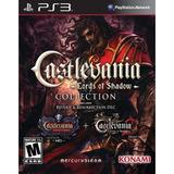Castlevania Lord Of Shadow Collection Ps3, Nuevo Y Sellado