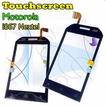 Touch Pantalla Tactil Motorola I867 Nextel Negro, Nuevo!!!!!
