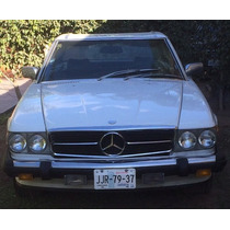 Mercedes Benz Sl 380 1981