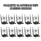 10 Antenas Wifi Usb 38dbi 110 Metro 6600 Tarjeta De Internet