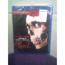 Blu Ray Evil Dead Despertar Del Diablo 2 Terror Zombie