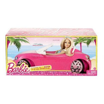 Carro Barbie Glamoroso