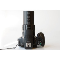 Nova Canon Sx60 Hs +sandisk 16g Com Garantia Mercadoplatinum