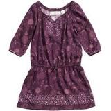 Vestido Estampado H&m - Talle 10-11 Años