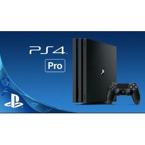 Playstation 4 Pro 1tb 4k Hdr Nueva! Ps4 Pro