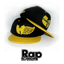 Gorra Visera Plana Wu Tang Clan, Hip Hop, Rap, Rap So High