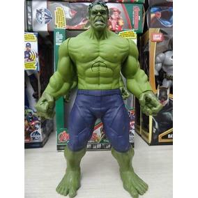 Boneco Articulável Avengers Vingadores Incrivel Huck 30cm