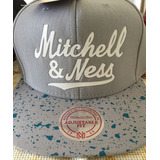 Boné Snapback Mitchell & Ness Mlb Nba Nhl Nfl