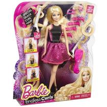 Barbie Cabelos Cacheados Mattel
