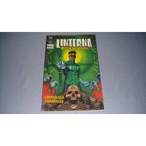 Comic Linterna Verde Crepusculo Esmeralda C/poster Original