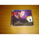 Cristian Castro En Primera Fila Dia 1 Cd + Dvd Argentina