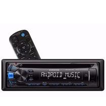 Cd Player Kenwood Kdc Mp 2062u C/ Usb Android Music Control