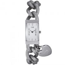 Relógio Storm S.mias S2sx Quadrado Feminino Prata - Refinado