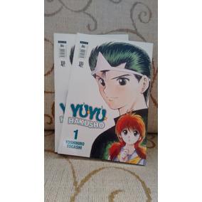 Manga Yu Yu Hakusho - Volume 1 - Novo!