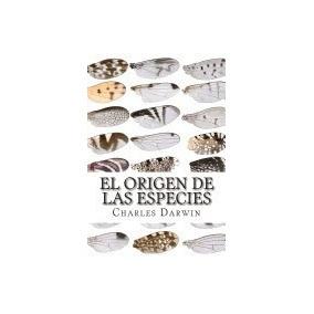 Libro Origen De Las Especies, Charles Darwin *r1