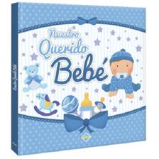 Libros Album Recuerdos Diario Del Bebe