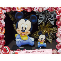 Souvenirs Y Central Mickey Mouse Baby