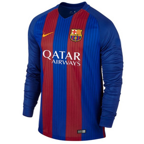 Jersey Barcelona 2016-17 Local Manga Larga