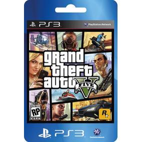 Gta 5 Ps3 -grand Theft Auto 5 Ps3 Original Completo
