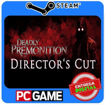 Deadly Premonition: The Directors Cut Steam Cd-key Global
