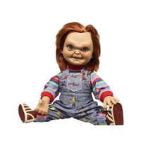 Chucky C/ Som O Brinquedo Assassino 2 Mezco Toys Boneco