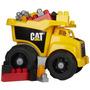 Mega Bloks Cat Volqueta