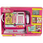 Caixa Registradora Barbie Luxo Rosa - Intek