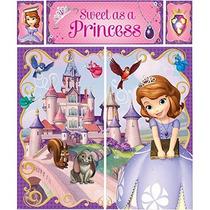 Disney Sofia The First Princess Birthday Party Scene Setters
