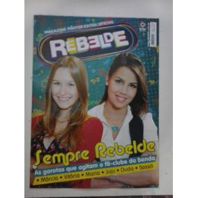 Poster Rebeldes Brasil - Marcia E Vitória