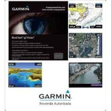 6 Cartas Náutica Bluechartg2 Vision 3d Origina Hxsa500l 2015